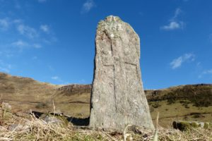 Standing Stone Camas nan Geall