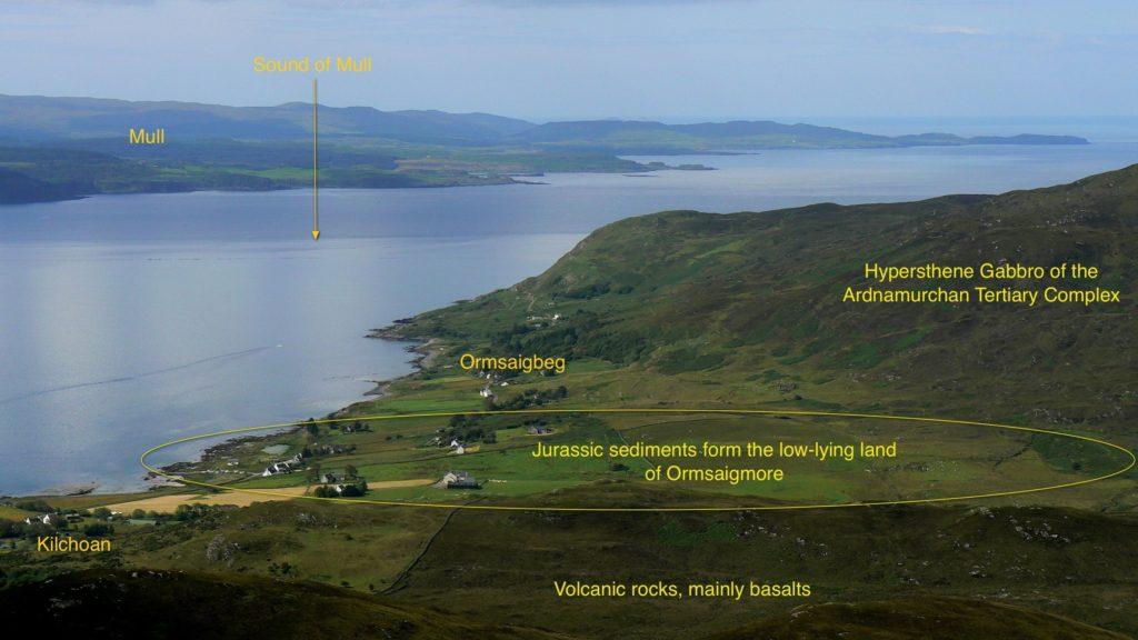 Ormsaigmore Site