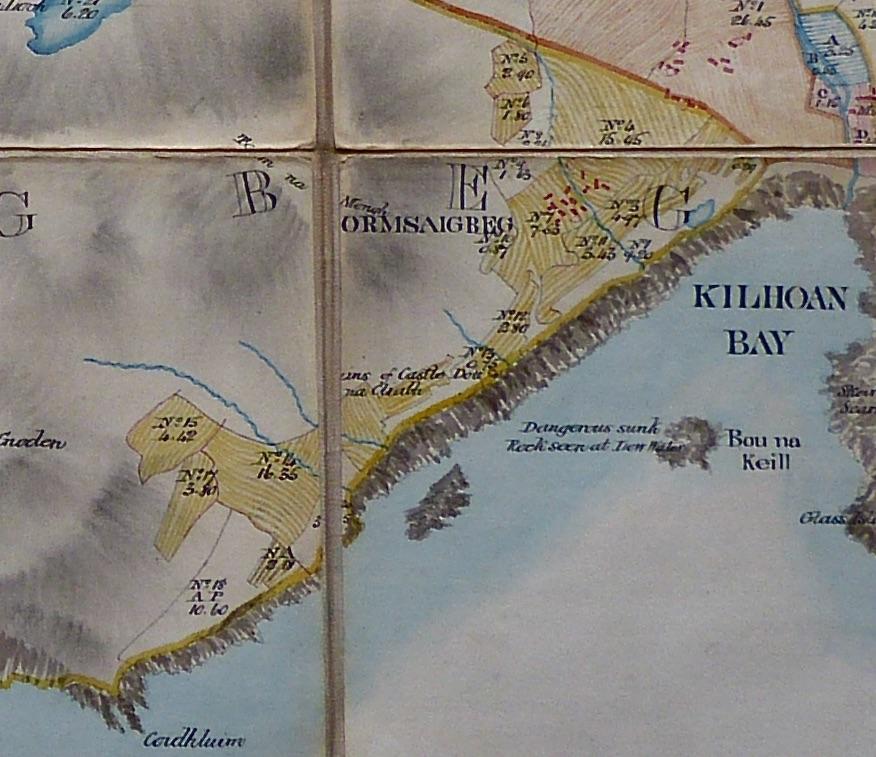 Bald- map 1806