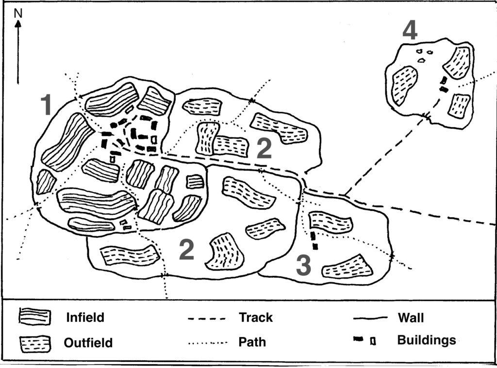 Clachan map