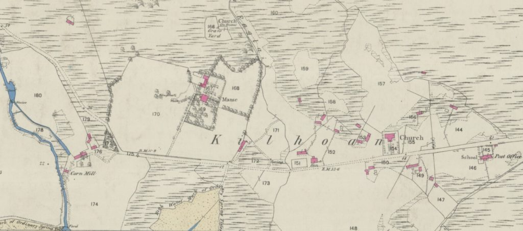 Kilchoan OS 1872