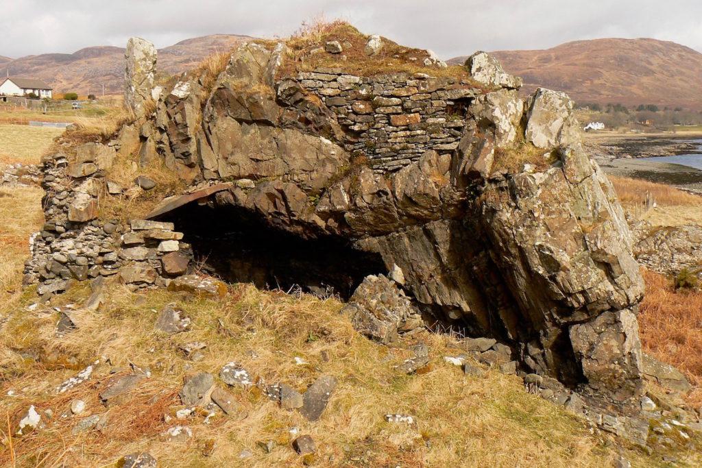 Caisteal Dubh nan Cliar