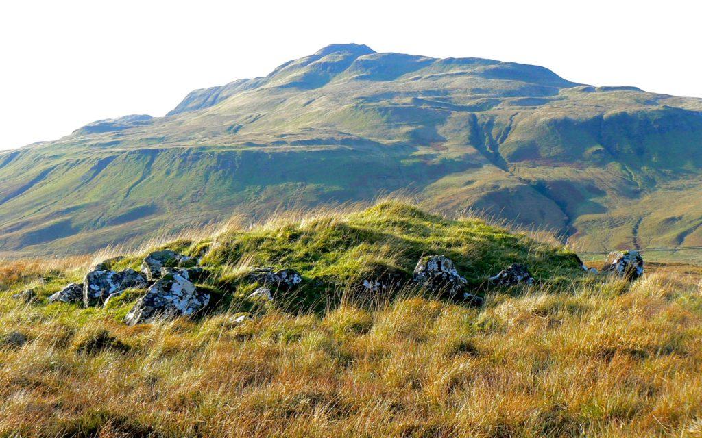 Beinn Bhuidhe Cairn