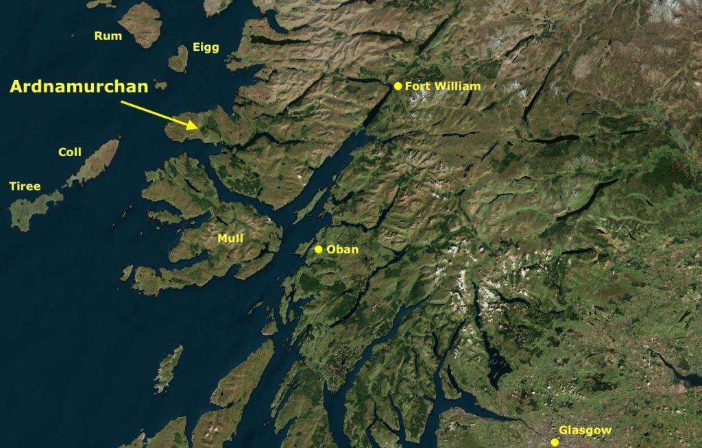 satellite-map