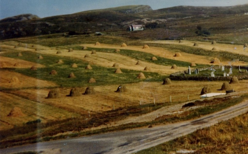 Kilmory Croft lands 1960s