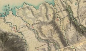 Kilmory map Roy