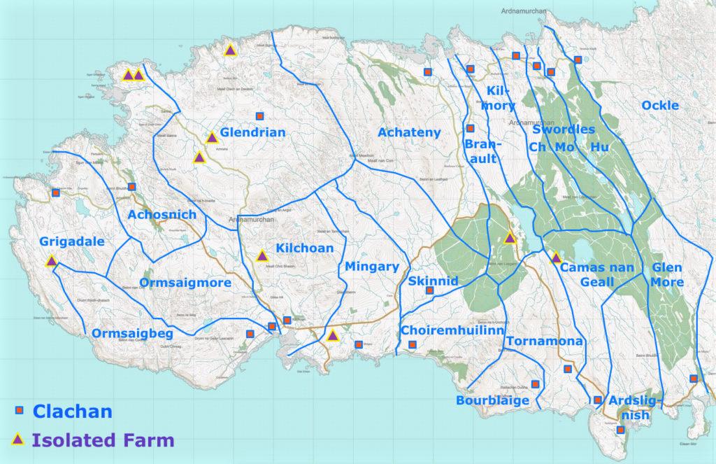 farmsteads