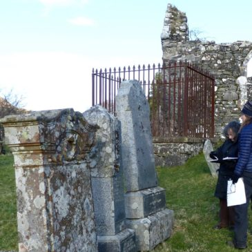 Graveyard Survey Completed