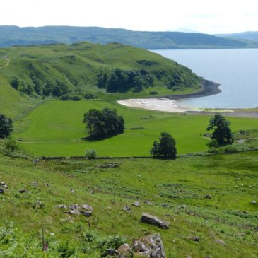 Archaeology Scotland Field School to explore Camus Nan Gaell