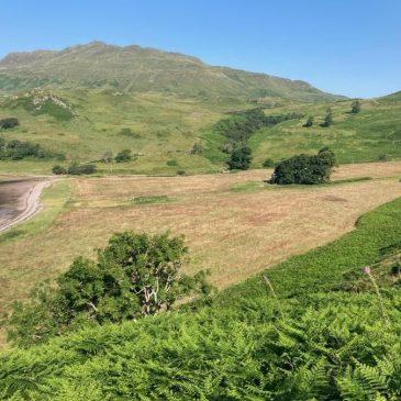 Excavations at Camas nan Geall 2021