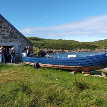 Update Ardnamurchan Transitions Project 2021